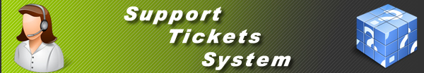 Support Tickets System