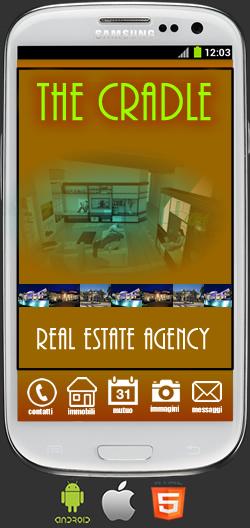 Applicazione Agenzia Immobiliare per Android e Ios