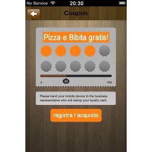 Fidelizzare i clienti tramite l'app della tua azienda