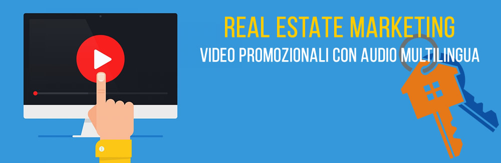 Video Promo per Agenzie Immobiliari